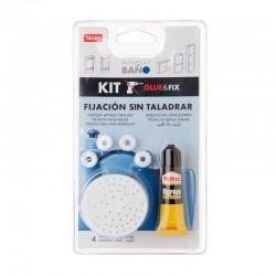 Kit glue & fix para armarios baño Tatay