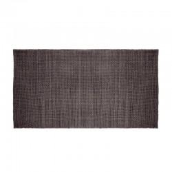Alfombra de algodón natural 140x70cm