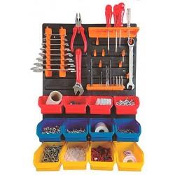Organizador de herramientas pared taller
