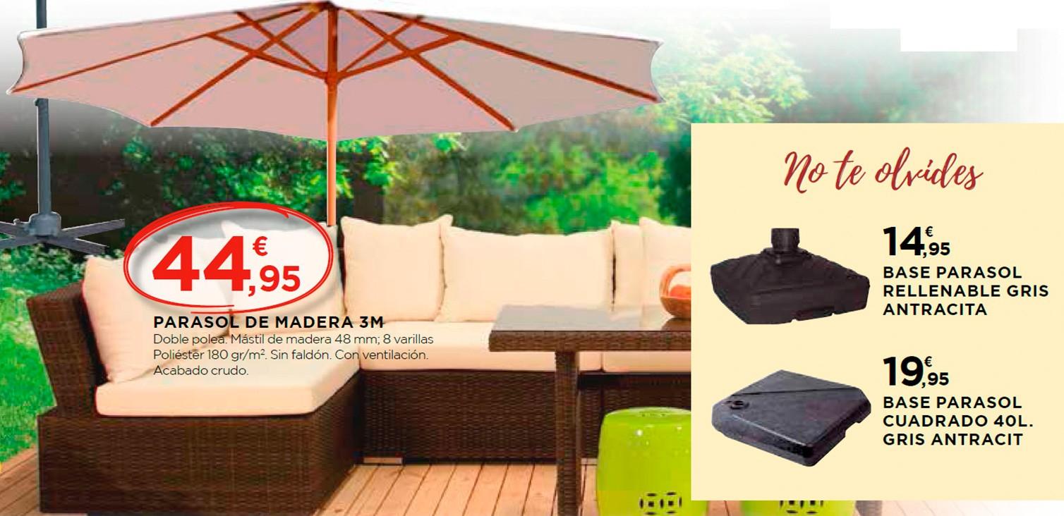 Conjuntos muebles jardín Hay 9 productos.