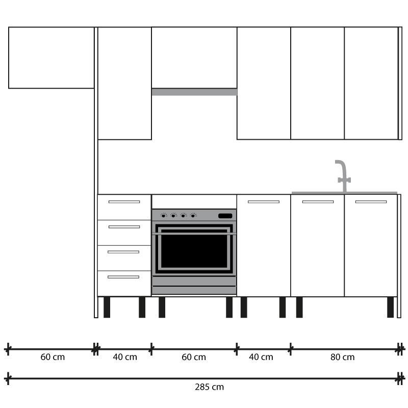 Cocina Kit-Chef Premium