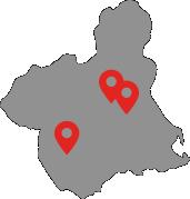 Mapa tiendas